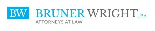 Bruner Wright P.A. Logo
