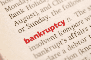 how long to wait before filing for bankruptcy