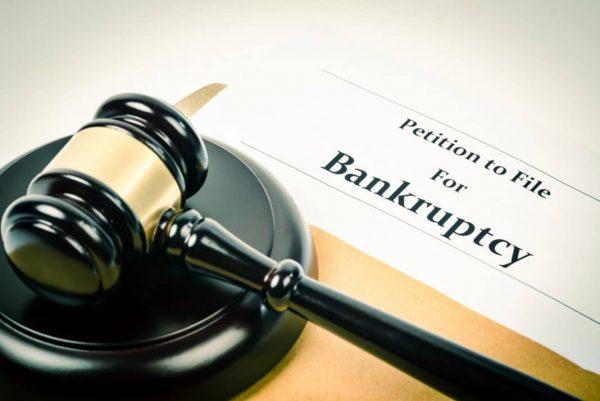 Minimum debt amount to file for Bankruptcy