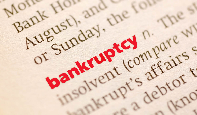 Bankruptcy Explained simply